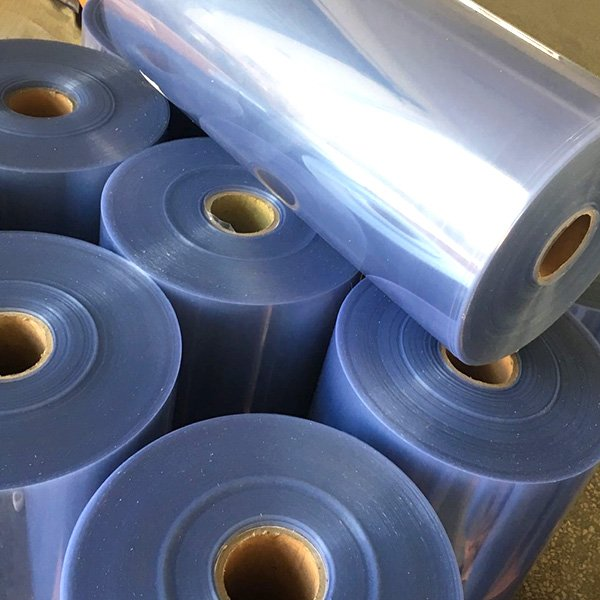 CLEAR PVC sheets for thermoforming