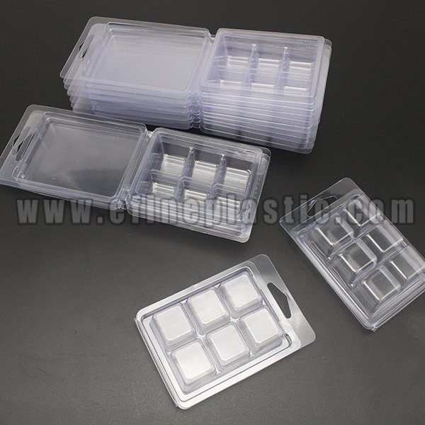 candle making wax melt clamshell molds