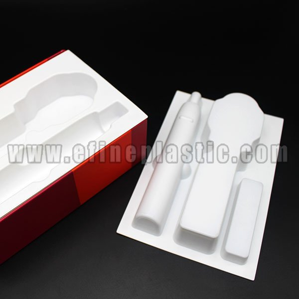 plastic packaging insert trays