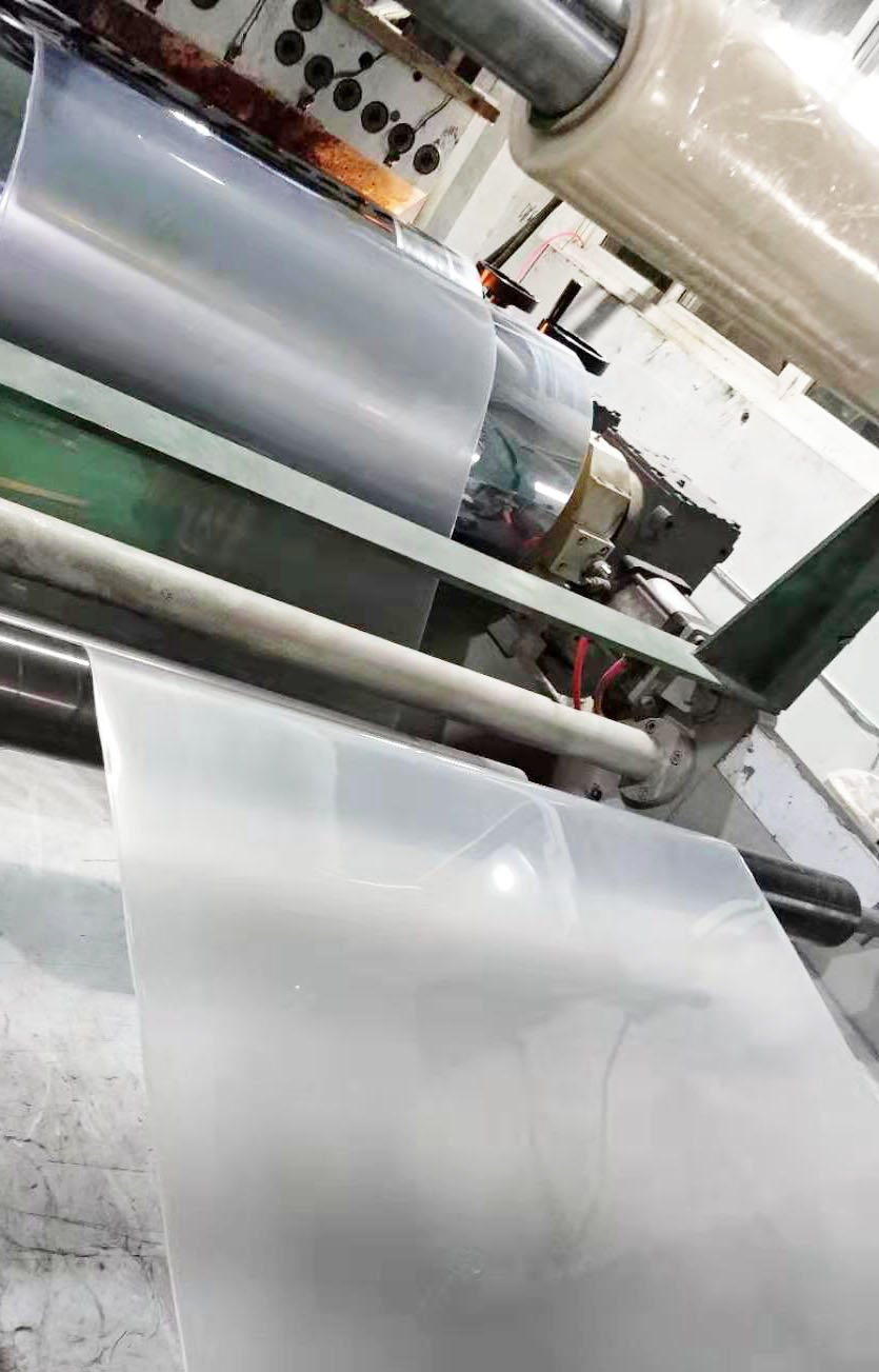 thermoforming plastic sheet extrusion
