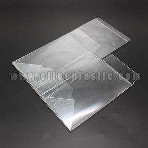 PET Pop Protector 0.5 mm Thick Plastic case