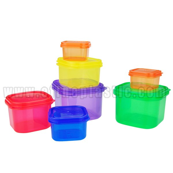 7 Piece Portion Control Container kit