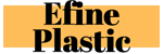 Efine Plastic Logo