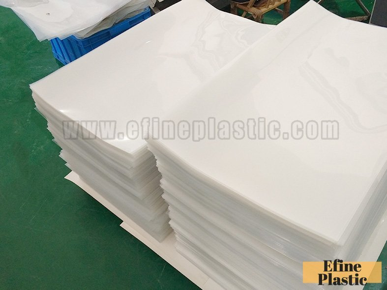 Extruded PP Polypropylene Plastic Sheet