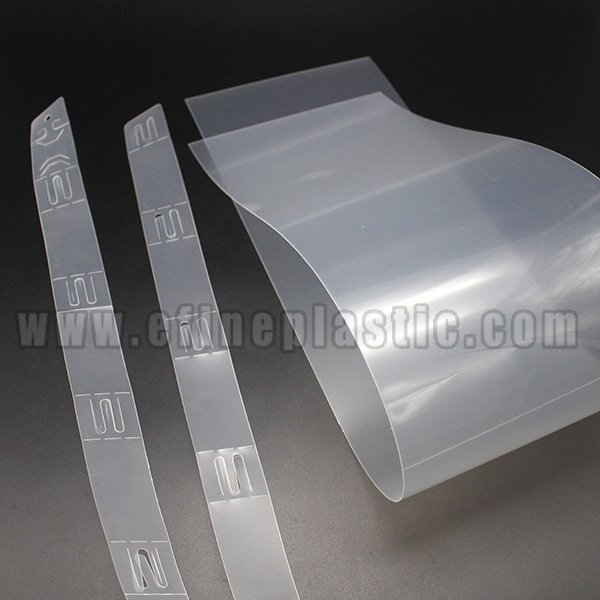 PP Plastic Sheets for Plastic Hang Strip