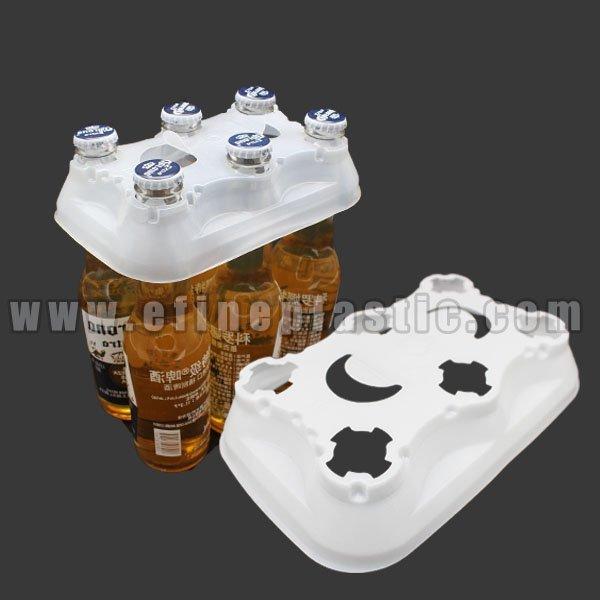 plastic six pack bottle carriers