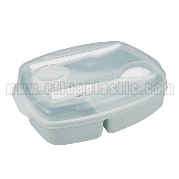 lunch box to go Portable Salad Container
