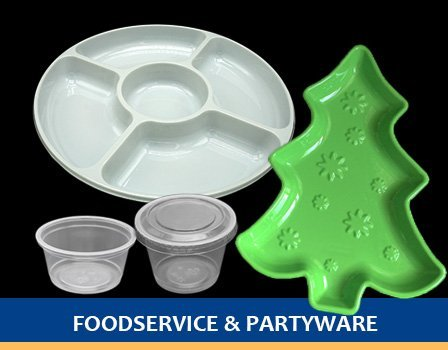 Disposable foodservice and partyware manufacturer