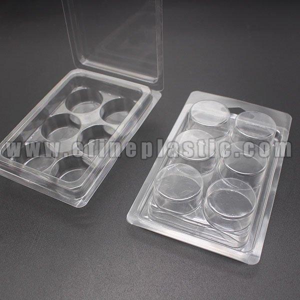 round wax melt clamshells wholesale