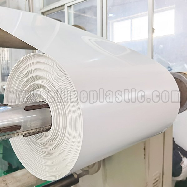 HDPE plastic sheets rolls film for thermfoforming vacuum forming