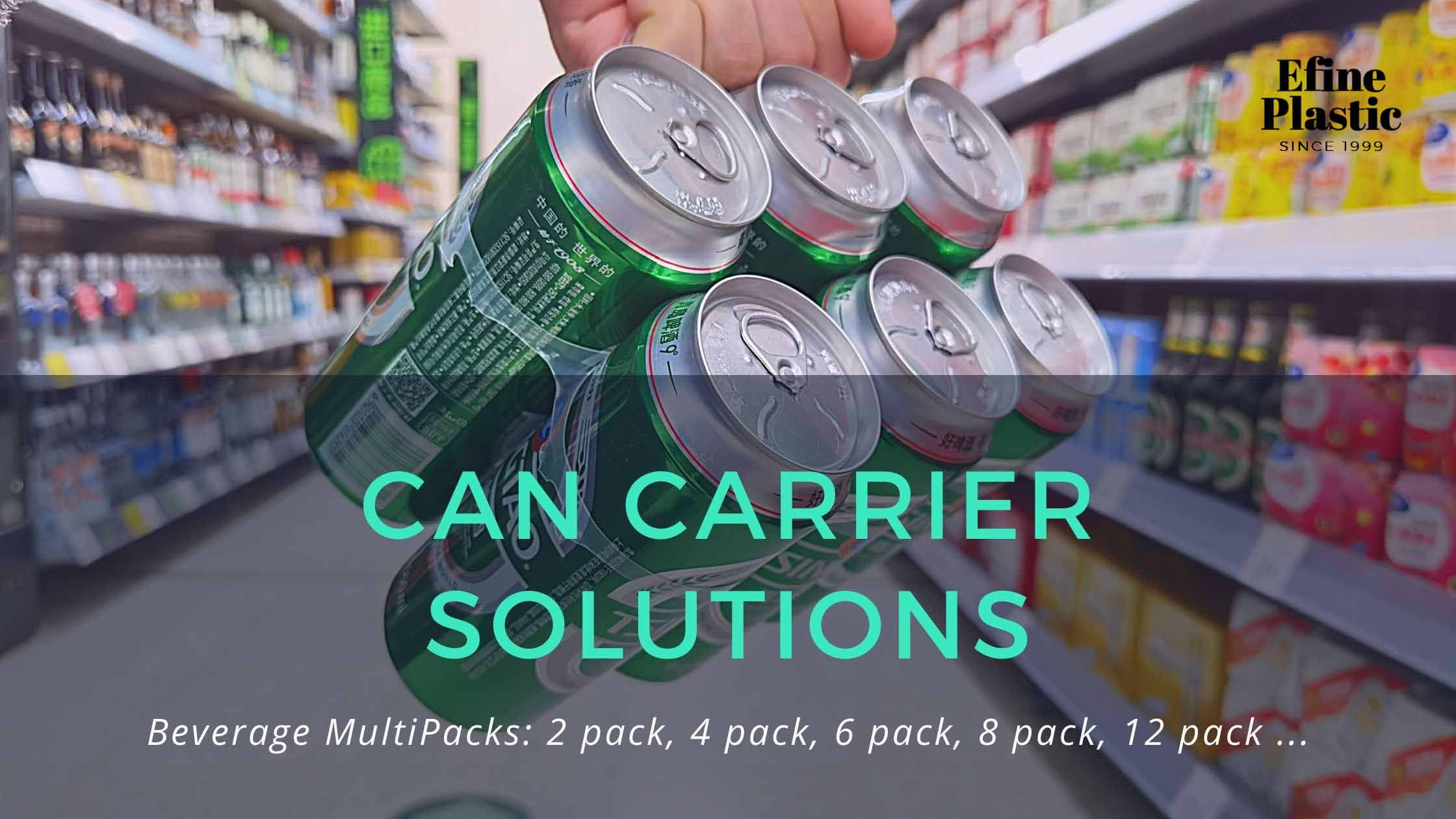 6 pack can ring carrier, plastic pack rings supplier