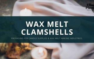 Wax melts clamshell molds,Clamshell tart packaging Supplier