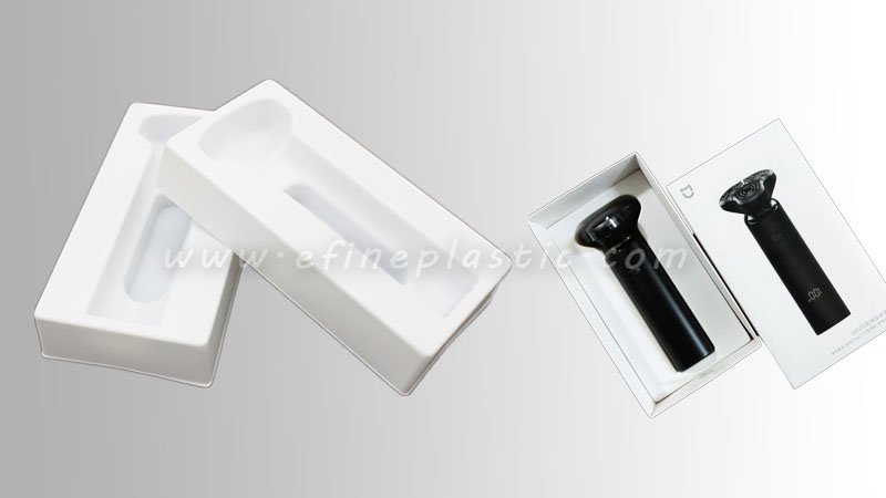 Custom Packaging Insert Tray for Shaver
