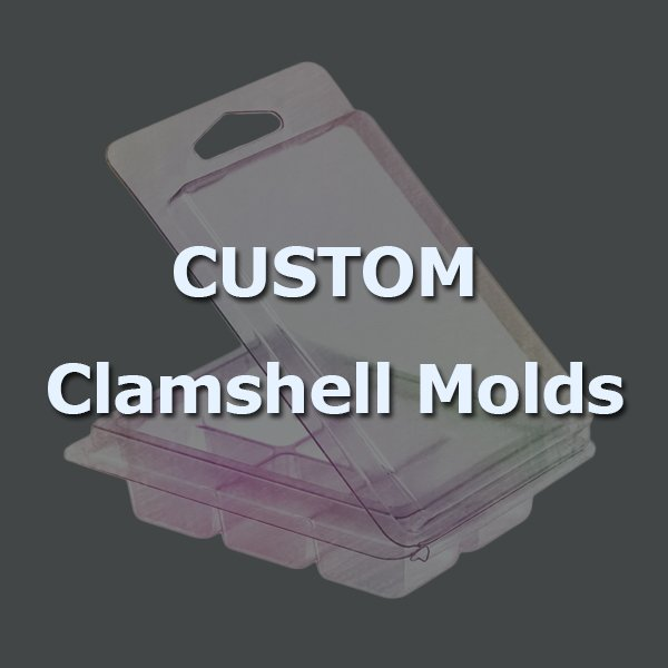 custom clam shell moulds