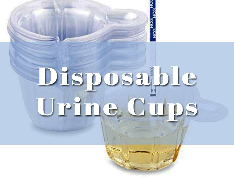 Disposable Plastic Urine Specimen Cups