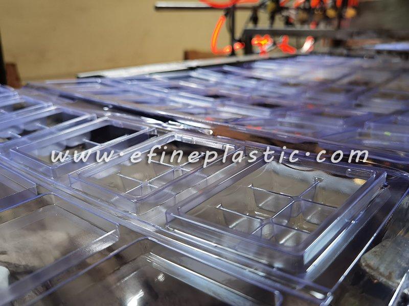 wax melt clamshell molds manufacture